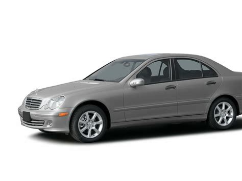 Gas mileage, engine, performance, warranty, equipment and more. 2007 Mercedes-Benz C-Class Safety Features | Autoblog