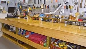 Quick Tip: Home Workshop - Bob Vila