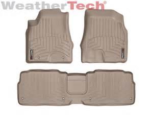 weathertech 174 floor mats floorliner for lexus rx 350 2007