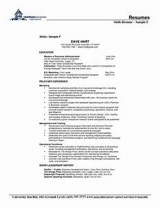 10 resume skills to state in your applications writing With sample of skills and abilities in resume