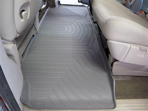 floor mats grand caravan floor mats by weathertech for 2006 grand caravan wt460272