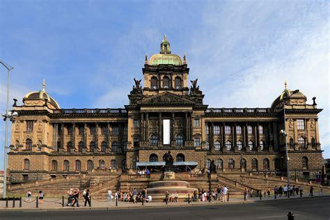 modern home entertainment center national museum building národní muzeum prague eu