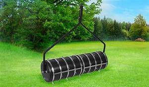Haus Garten Shop : gartenwalze 100cm anh nge rasenwalze mit stachelaufsatz ~ Lizthompson.info Haus und Dekorationen