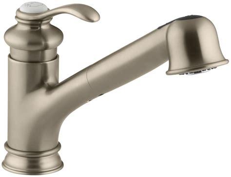 kohler kitchen faucets faucet com k 12177 bv in brushed bronze by kohler