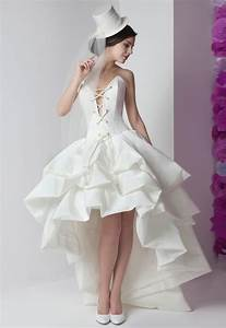 Robe De Mariée Moderne : robe ultra moderne mariage 2016 robe de mari e ~ Melissatoandfro.com Idées de Décoration