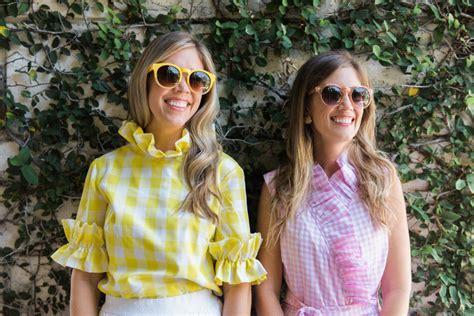 Fashion: Gingham Girls   Palm Beach Lately