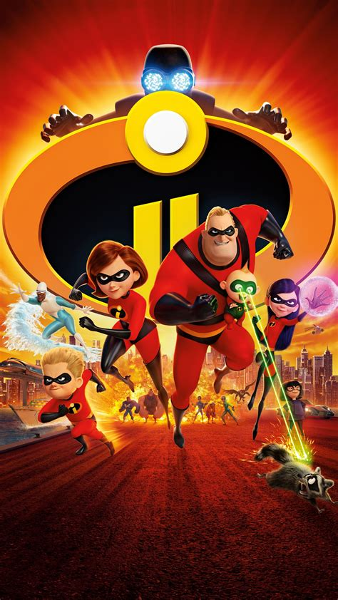 S Animation Wallpaper - incredibles 2 2018 animation 4k 8k wallpapers hd