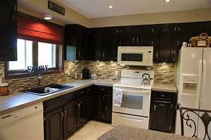 How to gel stain kitchen cabinets for Gel staining kitchen cabinets