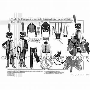à La Hussarde : l aide de camp en tenue la hussarde revue de d tails 1804 1815 ~ Medecine-chirurgie-esthetiques.com Avis de Voitures