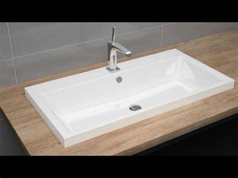 aufsatzwaschbecken mit platte wohn design