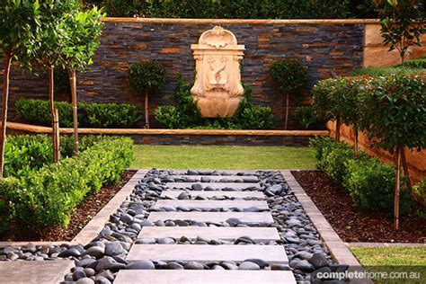 kookaburra terrace formal garden delight completehome