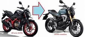 Honda Cb150r Exmotion Release In Thailand  Sebagai Acuan Modifikasi Street Fighter