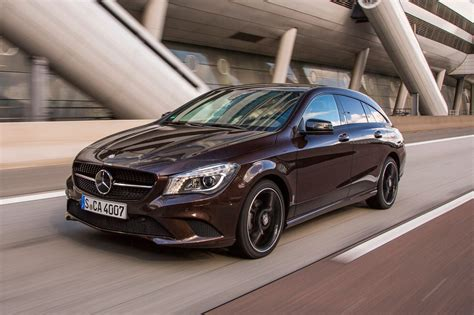Mercedes cla 220 cdi amg sport: Mercedes CLA 220 CDI Sport Shooting Brake (2016) review   CAR Magazine