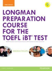 book review longman preparation    toefl ibt