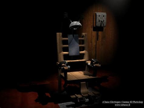 chaise electrique execution de sur la chaise electrique page 2 de sur la