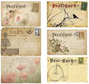 Print Postcards Design - Slim Image