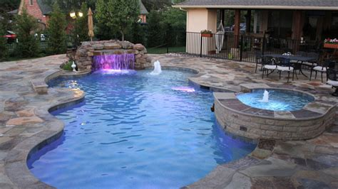 Pool Design Ideas by 15 Remarkable Free Form Pool Designs Home Design Lover