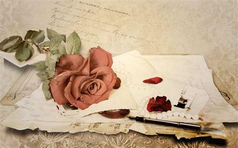 vintage rose wallpaper hd hd desktop wallpapers  hd