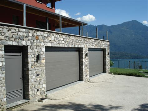 Bbg Porte Sezionali Porte Sezionali Bbg Per Garage Panizza Sistemi Di Apertura