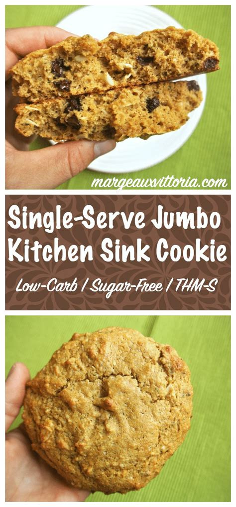 kitchen sink cookie recipe single serve jumbo kitchen sink cookie recipe hemp 5685
