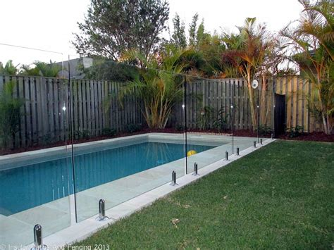 Frameless Glass Pool Fencing - Oxenford - Gold Coast ...