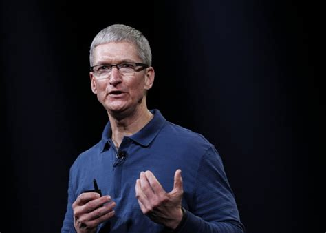 apple ceo promises new products to ease price fears
