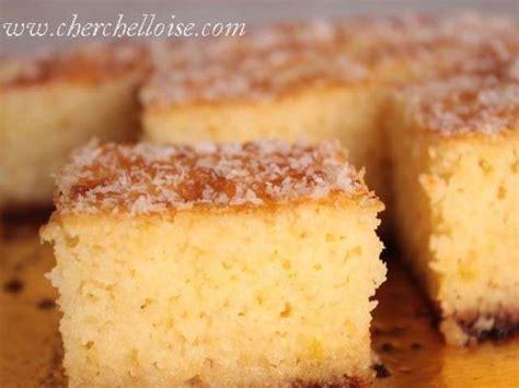 cuisine de soulef les meilleures recettes de gâteau de semoule