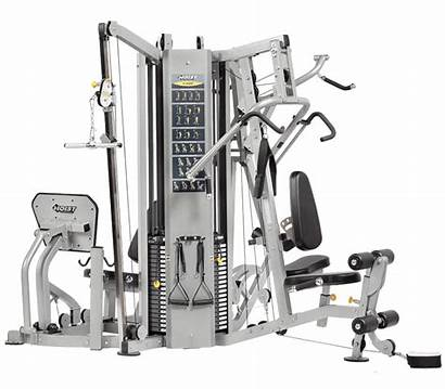 Multi Gyms Hoist Stack Workout Station Trainer