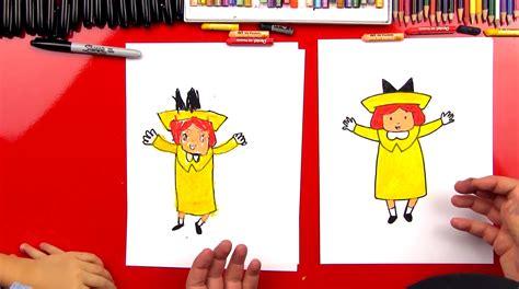 draw madeline art  kids hub