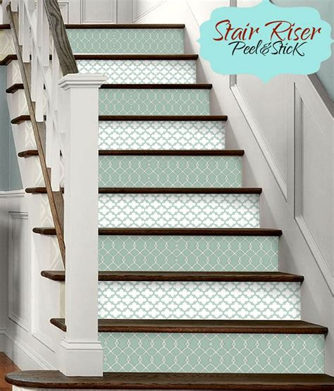 25 best ideas about stair risers on pinterest painted