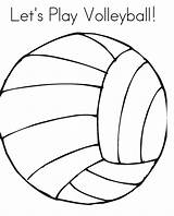 Volleyball Coloring Play Pages Let Printable Clipart Noodle Print Cartoon Twistynoodle Lets Ball Soccer Sports Twisty Sport Outline Clip Icon sketch template