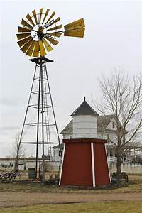 How The Windmill Won The American West
