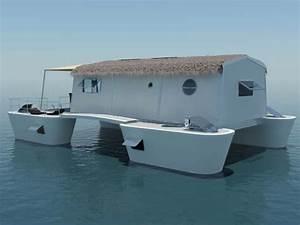 Maison Flottant Prix : d couvrez far a l h tel flottant co responsable pouvant accueillir jusqu 10 personnes vid o ~ Dode.kayakingforconservation.com Idées de Décoration