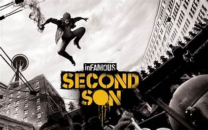 Second Infamous Son Resolutions Wallpapers