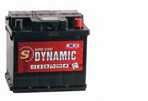 Startbatteri  Bagasjerom