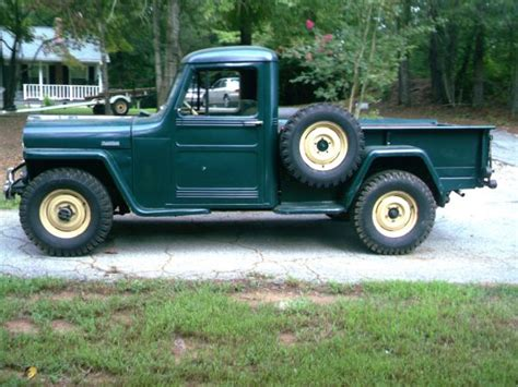willys jeep pickup for sale willys jeep pickup for sale on craigslist autos weblog