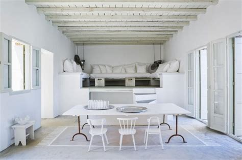 White Interiors Photographed By Jérôme Galland Decoholic