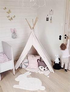 Tipi Chambre Fille : nordic inspiration ideas for kids rooms ~ Teatrodelosmanantiales.com Idées de Décoration