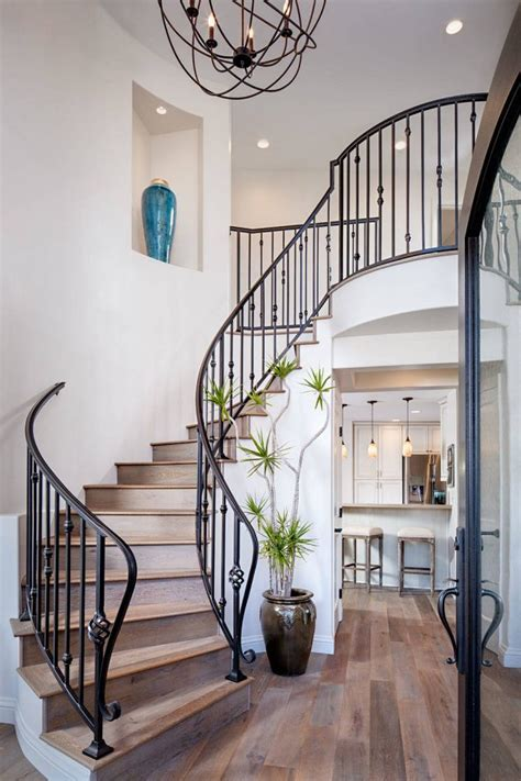 incredible mediterranean staircase designs