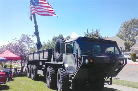 owner review   oshkosh  military cargo truck