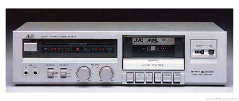 jvc kd v11 manual logic cassette deck hifi engine