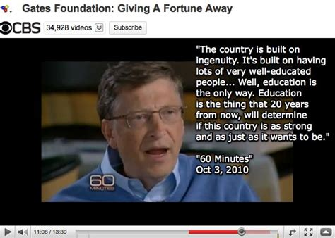 MISSING THE NEXT BILL GATES | People love to talk about ...