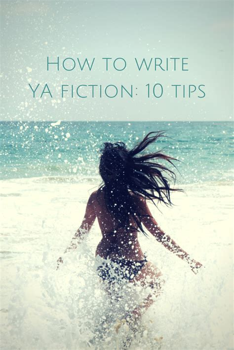 How To Write Ya  Now Novel