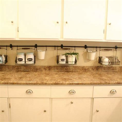kitchen countertop organization s 17 brilliant ways to declutter every countertop in your 1010