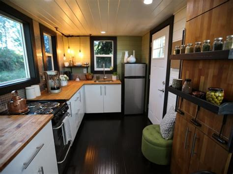 9 Ways to Live Luxuriously in a Tiny Home   HGTV's
