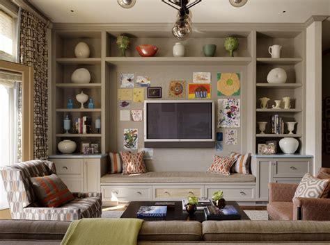 splendid built  media cabinet ideas family room