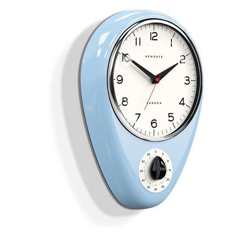 designer kitchen clocks newgate discovery kitchen timer and clock newgate clocks 3231