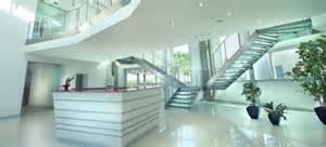 wohnideen minimalistische treppe freitragende treppe coole ideen