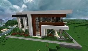Modern house with style minecraft build 3 – Minecraft ...