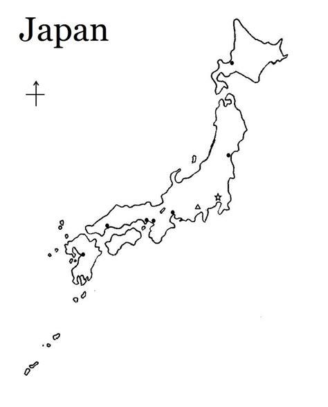 japan outline map nail art pinterest